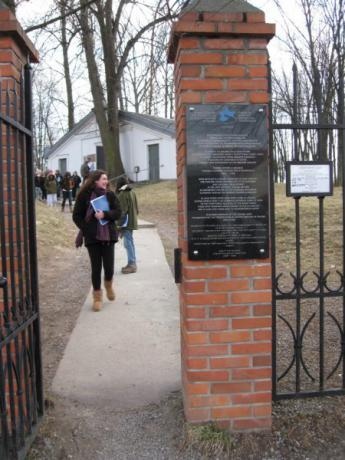 Galeria Chasydzi w Leżajsku