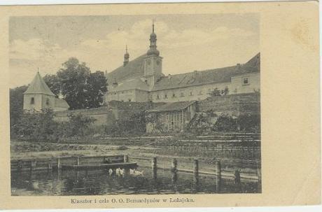 Galeria Leżajsk na starej fotografii