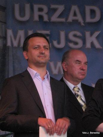 Galeria Dni Leżajska 2010