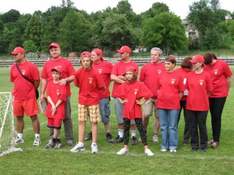Galeria Rodzinny turniej pracowników 2011