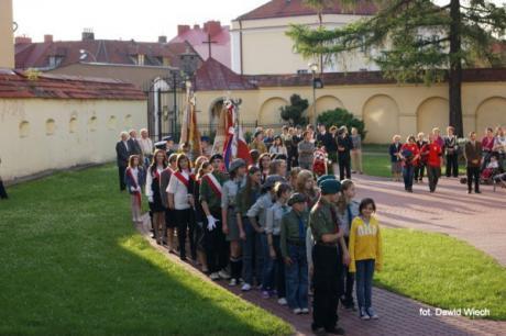 Galeria Uroczyste obchody 69 rocznicy pacyfikacji