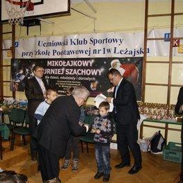 Galeria Turniej szachowy SP1