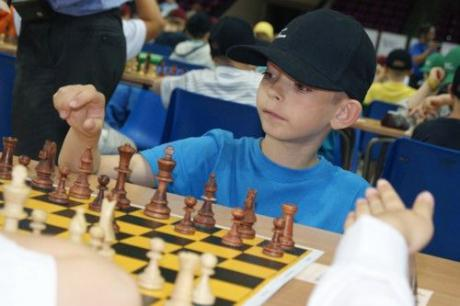 Galeria III Finałowy Turniej Szachowy w Warszawie