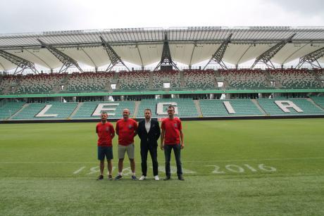 Galeria Przedszkole piłkarskie Legii Warszawa w Leżajsku