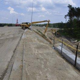 Galeria Budowa II etapu obwodnicy Leżajska 29.07.2014