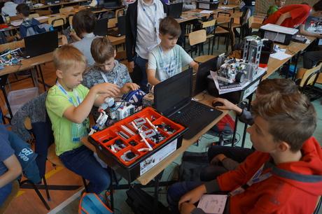Galeria Roboty maj 2018