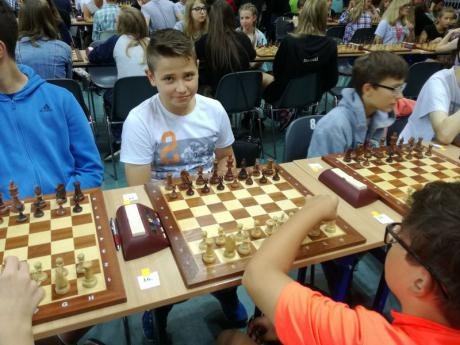 Galeria Galeria szachy turniej