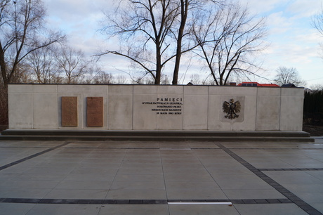 Galeria Pomnik 28 Maja - rewitalizacja