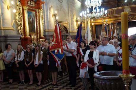Galeria Obchody 73. rocznicy Pacyfikacji Leżajska