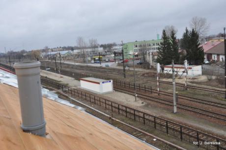 Galeria Przebudowa Dworca Kolejowego